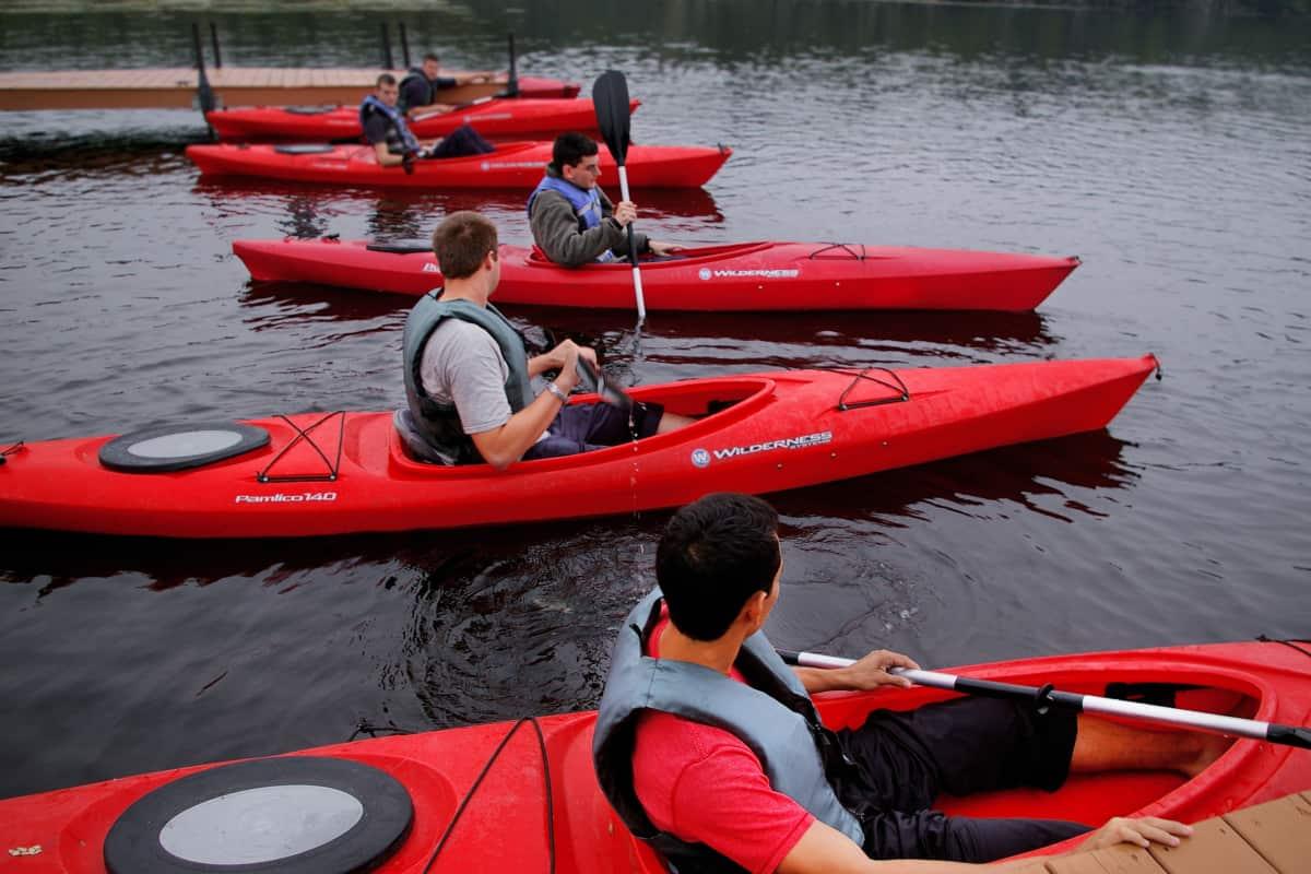 Best Inflatable Kayaks Reviewed - Smart Start Kayaking